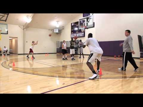 Coach Barnes Basketball Academy Pro/College Basketball Training