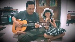 Bernyanyi dengan Ayah - Naik Delman