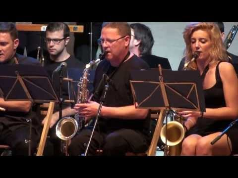tequila - Perez Prado - San Francisco Big Band