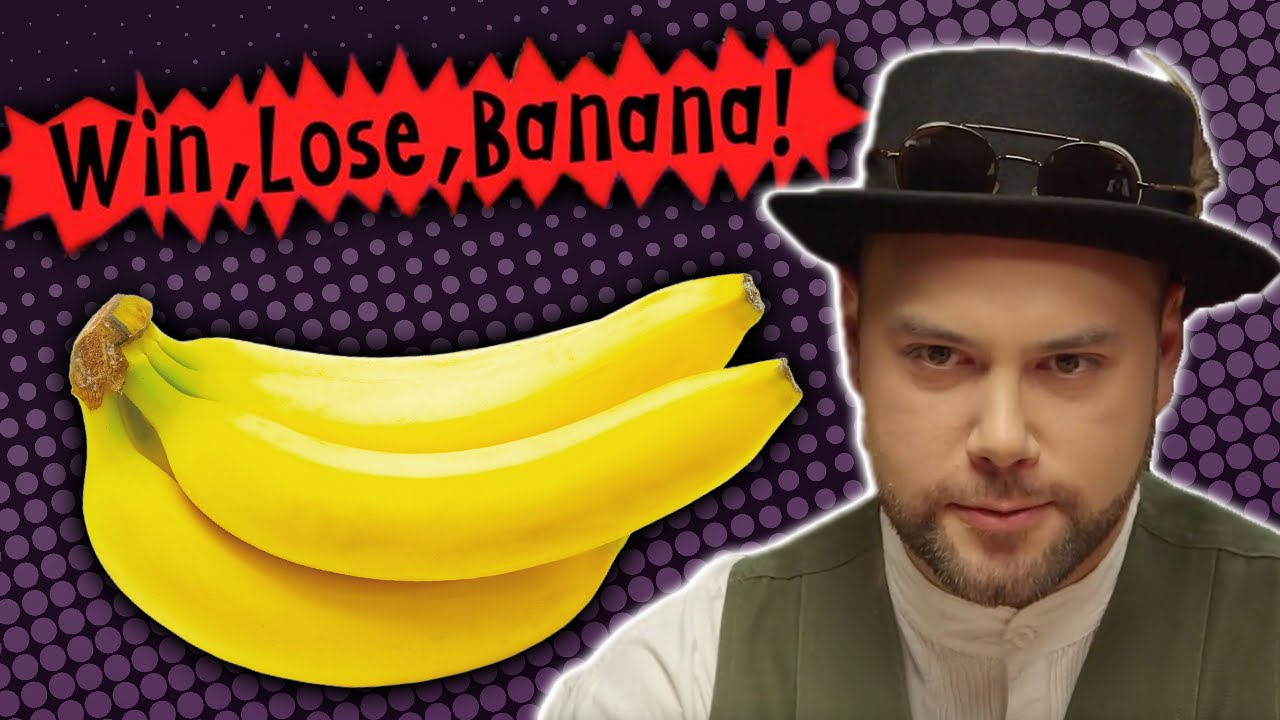 Win Lose Banana With Friends Table Flip