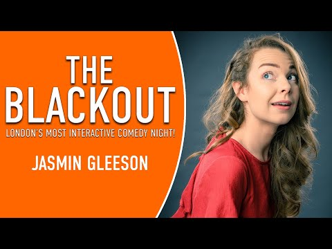 The Blackout - I'M INTO BDSM - Jasmin Gleeson - Stand Up Comedy - Funny