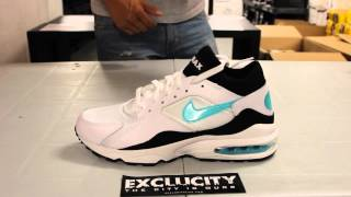 "Air Max 93 ""Dusty Cactus"" - Unboxing Video @ Exclucity"