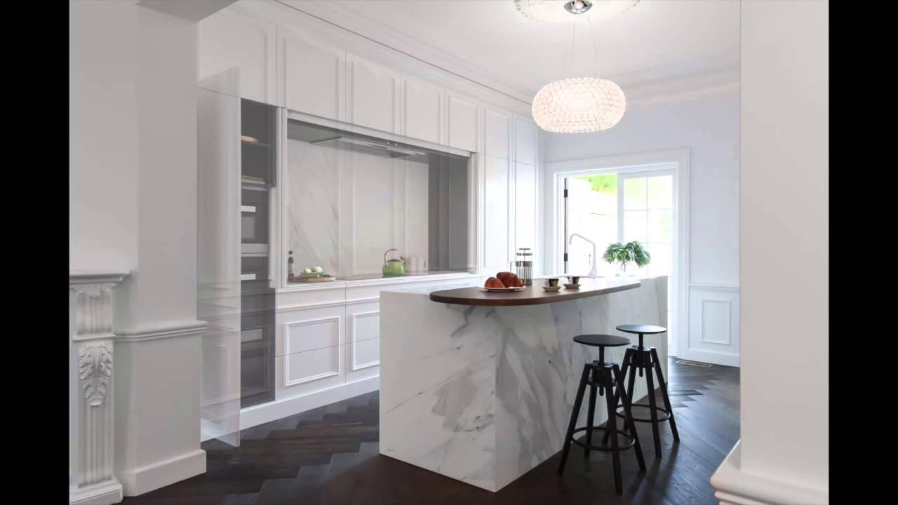 The Hidden Kitchen Design by Minosa 1020  YouTube