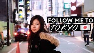 Japan Week 1: Tokyo | Disney, Sushi Dai, Harajuku, and more!
