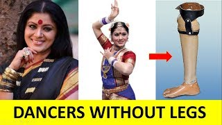 5 BEST DANCERS WITHOUT LEGS | DO YOU KNOW???