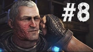 Gears of War Judgment Gameplay Walkthrough Part 8 - Cole Train - Campaign Chapter 4