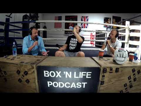 How To Run A Fitness Business From Hospital | Alywn Cosgrove | Box 'n Life Podcast | #65