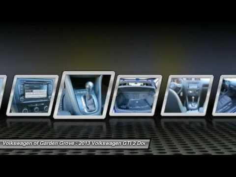 2013 Volkswagen GTI Garden Grove CA 18125 YouTube