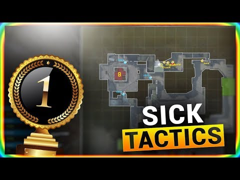 5 TACTICS YOU SHOULD TRY OUT IN CS:GO (Mirage)