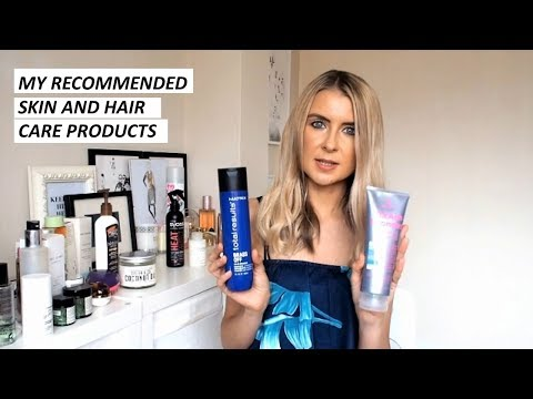 WHAT EMMA DID   MY FAVOURITE SKIN & HAIR...