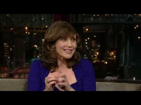 Vera Farmiga on Late  with David Letterman