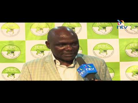 Unstamped ballot papers will be declared invalid - IEBC