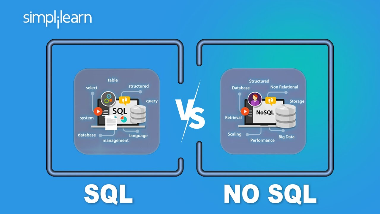 SQL vs MySQL | Difference Between SQL And NoSQL | SQL And NoSQL Tutorial | SQL Training