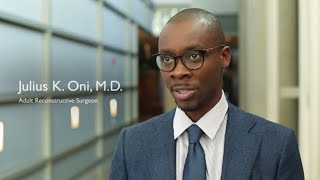Hip Joint Pain   Q&A with Dr. Julius Oni