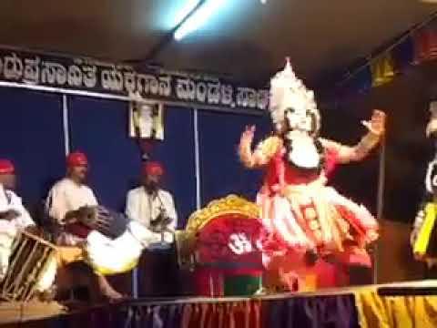 raghavendra mayya || yakshagana
