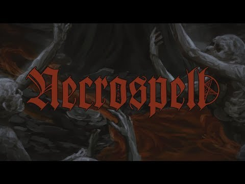 NECROSPELL - UNDER A DYING FROZEN SUN (OFFICIAL TRACK PREMIERE 2018) [GRIMM DISTRIBUTION]