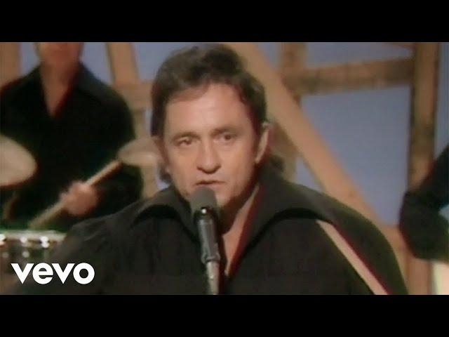 Johnny Cash - I Walk the Line (Live in Denmark) (from Man in Black: Live in Denmark)