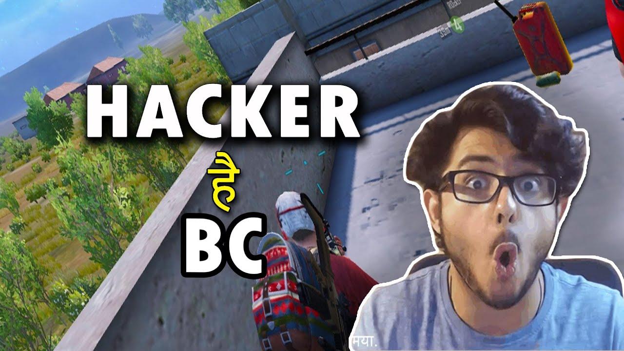 HACKER IN PUBG MOBILE SEASON 14 & SOME AWM SHOTS - MayurPlays  | #hackersinpubgmobile