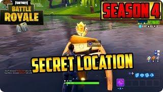 Fortnite Season 4: Follow The Treasure Map Found In Tomato Town - Location Found