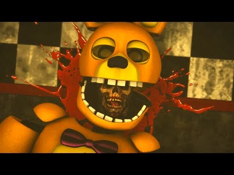 [FNAF SFM] The Devils Work (Five Nights at Freddy's Animation) thumbnail