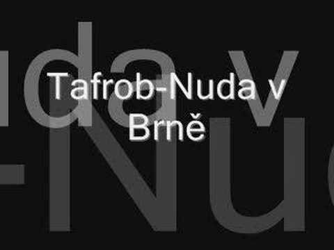 Tafrob-Nuda v Brně