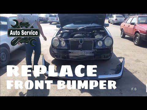 Mercedes E Class W210 Front Bumper Removal Guide
