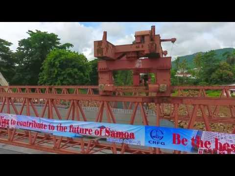 LEONE BRIDGE SAMOA