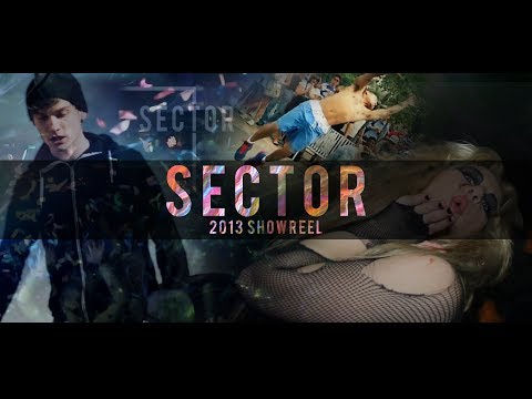 Sector - Film & Motion Graphics Showreel 2013