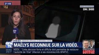 Les parents reconnaissent leur fille dans la voiture présumée de Lelandais sur la vidéosurveillance