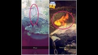مغامرة في البيت المسكون وشغل القرآن والجن واللعو النار