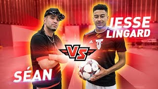 JESSE LINGARD | CAN A FOOTBALLER BE A FREESTYLER?
