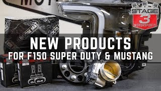 New Products December 2018 - Stage 3 Motorsports