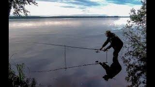 Рыбалка на Верхневолжском водохранилище (ФИДЕР).