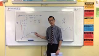 Matrix Determinants (1 of 3: Matrices as Vectors)