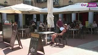 В Мадриде заработали рестораны: с 1 июля Испания отменяет 14-дневный карантин для иностранцев