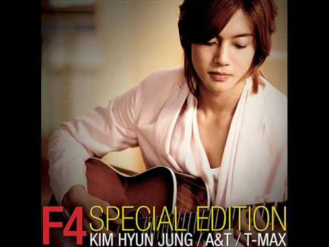 [MP3 Download] F4 Special Edition OST- 1. Happiness is  Kim HyunJung
