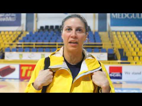 Women League - Arab Youth VS Riyadi - Shada Nasr - Post Game Interview