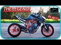 KTM SuperDuke Mods, Carbon Fiber, Powerparts, Austin Racing Exhaust in 4K - + PLANS! | Kischardio!!!