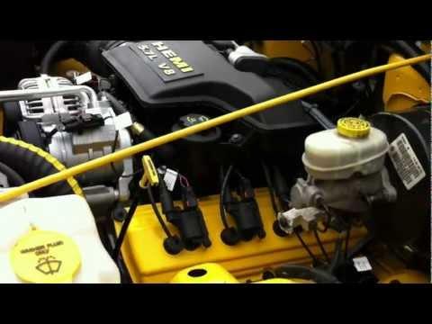 Cammed 5.7 Hemi in a Jeep Wrangler TJ