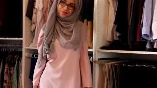 OOTD Hijab printemps / spring hijab Thumbnail
