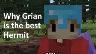 Why Grian is the best Hermit (Hermitcraft Season 7)