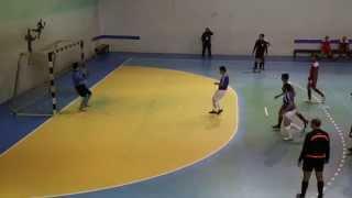 Ankara Seçkin Spor 9 - 3 Türközü Spor Futsal Müsabakası