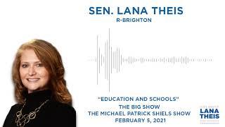 Sen. Theis talks education on Michigan's Big Show