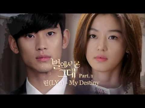 Free Download My Love From The Star Ost.- I Love You - Taeyeon Mp3 dan Mp4
