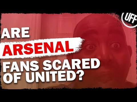 Robbie & Arsenal fans SCARED of Manchester United?