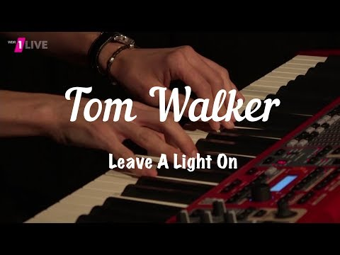 Tom Walker - Leave A Light On - 1LIVE Radiokonzert Acoustic 30.4.2018