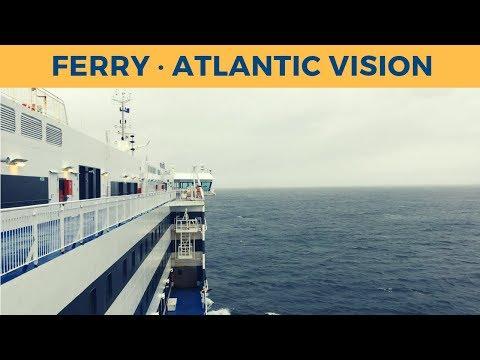 Passage ferry ATLANTIC VISION, Argentia - North Sydney (Marine Atlantic)
