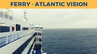 Passage ferry ATLANTIC VISION, Argentia - North Sydney (Marine Atlantic)