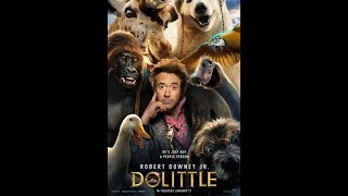 Дауни-младший разговаривает с животными в первом трейлере Dolittle