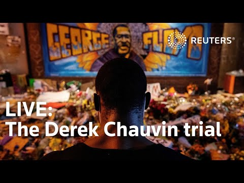 LIVE: Closing arguments in the Derek Chauvin trial